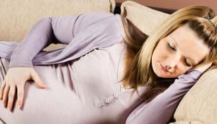 Ciąża tonie choroba